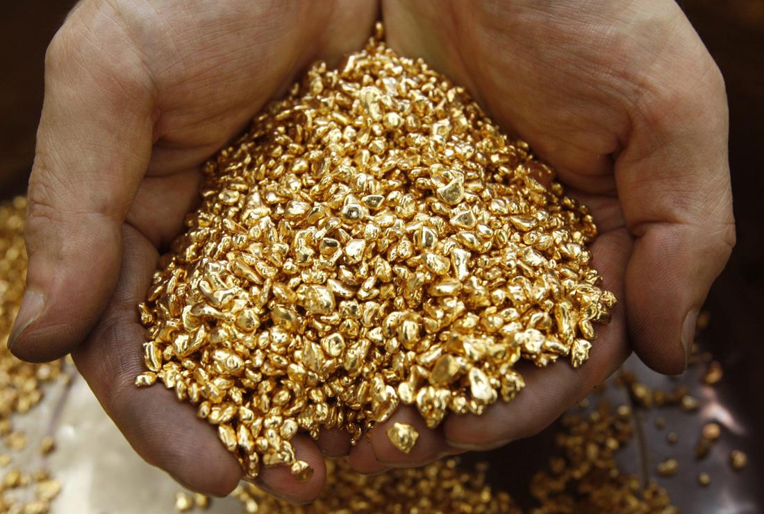 Базовый прогноз на золото в зависимости от изменения настроений трейдеров